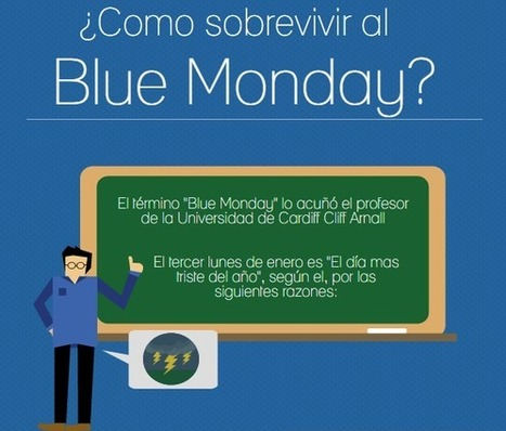 ¿Cómo sobrevivir al Blue Monday? | Seo, Social Media Marketing | Scoop.it