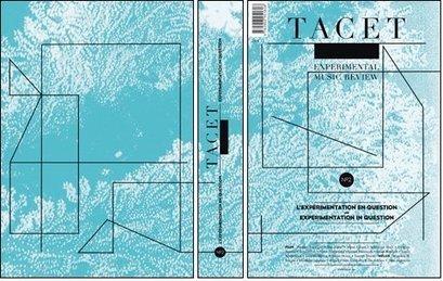 Matthieu Saladin dirige le 2e numéro de la revue TACET at le quai   Matthieu Saladin   Scoop.it