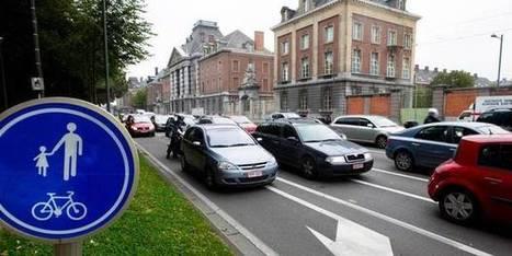 Les bouchons, calvaire des entreprises à Bruxelles | Smart Work & Smart Places | Scoop.it