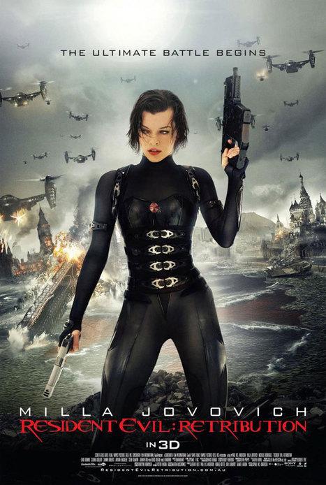 Resident Evil: Retribution (2012) | teguis1 | Scoop.it