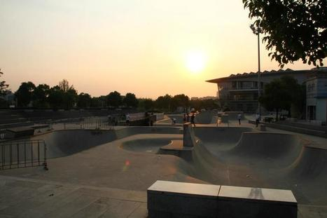 SMP Skatepark – Shanghai, China | Estrategias de Competitividad 2.0: | Scoop.it