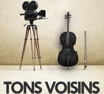 Le festival des Tons Voisins entre musique et cinéma | FOLLE de MUSIQUE | Scoop.it