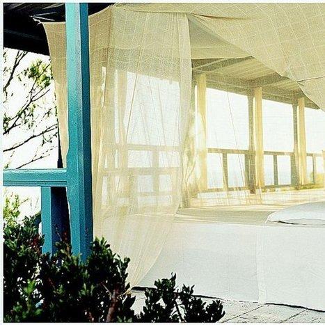 Une moustiquaire pour bien dormir en été | Le bricolage et les loisirs créatifs par Maison Blog | Scoop.it