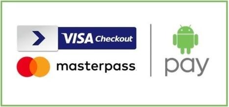 Android Pay de Google est maintenant partenaire de Visa et Mastercard   Référencement internet   Scoop.it