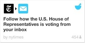 New congressional vote Triggers in The New York Times Channel | Infotention | Scoop.it