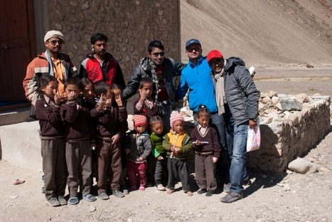 This Young Team Is Enabling Tourists To Turn Into Change Makers In The Himalayas | Men Lifestyle | Scoop.it