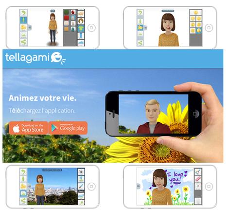 Créer Histoire animée avec sa tablette pour dynamiser vos élèves | | Intégration du iPad au préscolaire primaire | Scoop.it