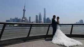 China: Wedding rush over 'late marriage' holiday change - BBC News | iGCSE | Scoop.it