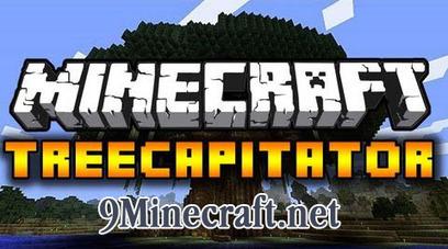 Tree Capitator Mod 1.6.2   Minecraft 1.6.2 Mods   Scoop.it