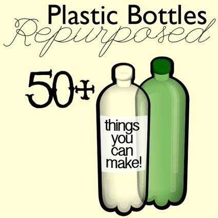 50+ Plastic Bottle Crafts to Make   Parenting Randomness   Scoop.it