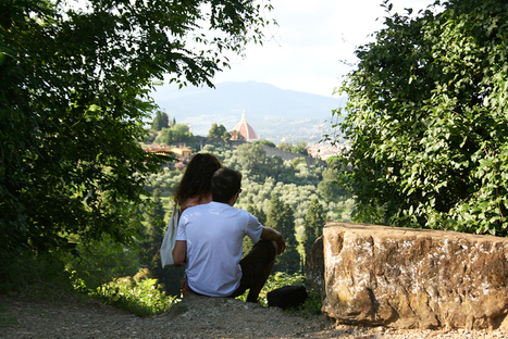 Top Spots To Kiss in Florence | Life in Italy: travel, food, tips | Scoop.it