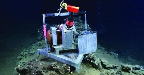 gridComm Secures Communication for ONC 3 Kilometers Deep | ScubaObsessed | Scoop.it