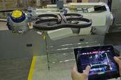 L'agence spatiale européenne a besoin de vos AR.Drone !   Actualité robotique   Scoop.it