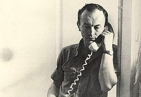 Frank O'Hara's Lunch Poems: 21st-Century Poetry Written in 1964 - The Atlantic | Literature | Scoop.it