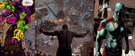 Secrets hidden in the new Guardians of the Galaxy teaser trailer | HobbieScoop.it | Scoop.it