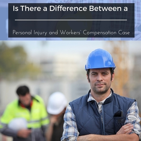 Is There a Difference Between a Personal Injury and Workers' Compensation Case? - Lundy Law | Home Improvement, Modular Construction, Modular Buildings, Prefabricated Building | Scoop.it
