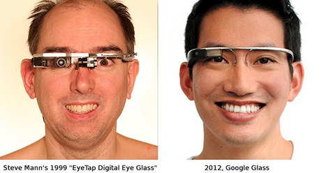 Editorial: Engadget on EyeTap, Project Glass and the future of wearable cameras | Technology on the Body | Scoop.it