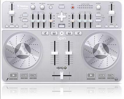 Le Spin, une table de mixage pour iPad | Musique numérique & tactile | Scoop.it