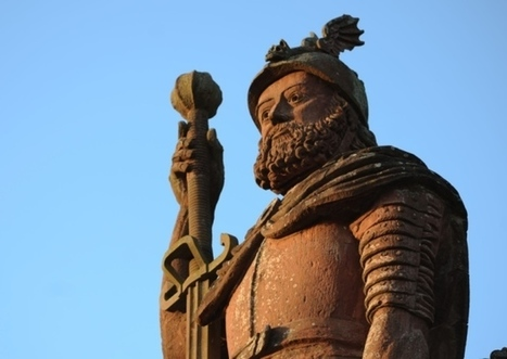 Site where Wallace made Scots Guardian uncovered in Selkirk | My Scotland | Scoop.it