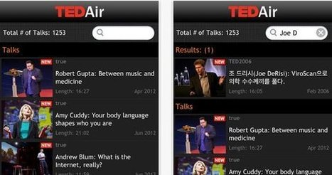 TED Air. | Social Media y RRSS | Scoop.it