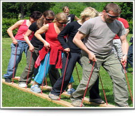 Team building games for adults