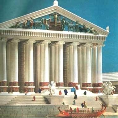 El mundo Griego y de la antigua Roma en papel - Construyamos Maquetas en Papel | Mundo Clásico | Scoop.it