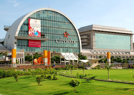Thinking Of A Weekend Activity? The Mall Is The Best Place | Select Citywalk | Scoop.it