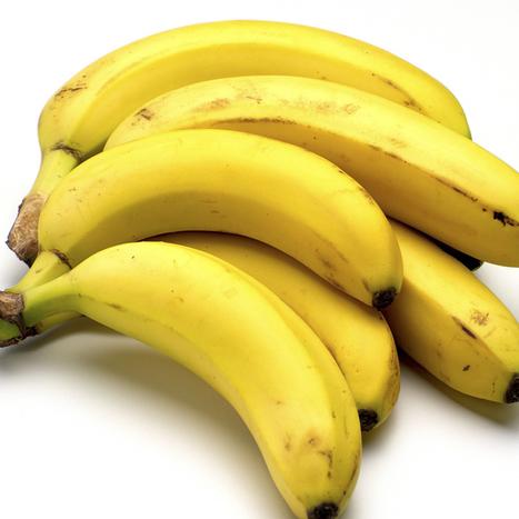 Les 10 vertus insoupçonnées de la banane - Beauté - Plurielles.fr | Beauté, cosmétiques et autres vices | Scoop.it