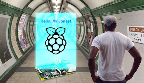 Build a DIY iBeacon with a Raspberry Pi | Arduino, Netduino, Rasperry Pi! | Scoop.it