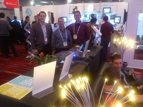 Exosite Powers Texas Instruments Smart Home Exhibit at CES   Exosite Blog   Device Management System   Scoop.it