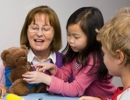 """Mary Slattery Discusses """"Teaching with Bear"""" 