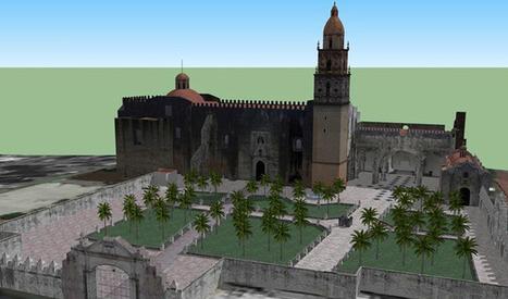 Sitios históricos mexicanos estarán en Google Earth | conecti.ca | #GoogleEarth | Scoop.it