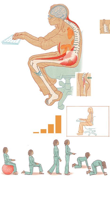 The health hazards of sitting | En Forme et en Santé | Scoop.it
