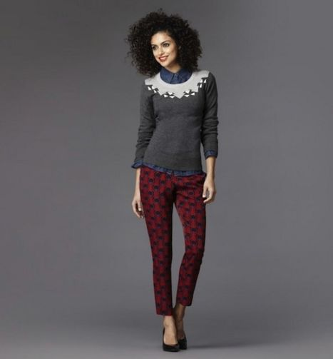 Target's Fall Fashion Show to Air at the Emmy Awards: Dressed ... | Fall Fashions 2013 | Scoop.it