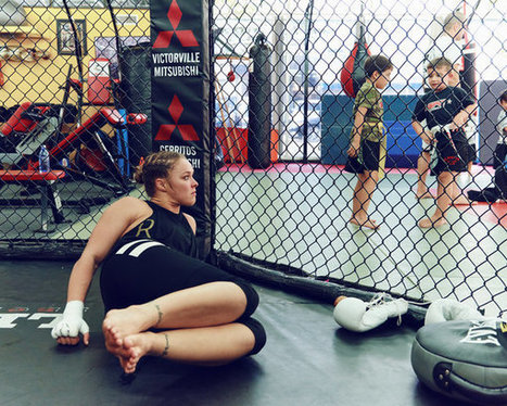 Ronda Rousey's Next Fight: Body Image in Hollywood - New York Times | CLOVER ENTERPRISES ''THE ENTERTAINMENT OF CHOICE'' | Scoop.it