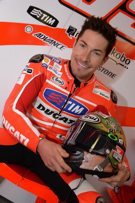Happy Birthday Nicky Hayden! | Ductalk Ducati News | Scoop.it