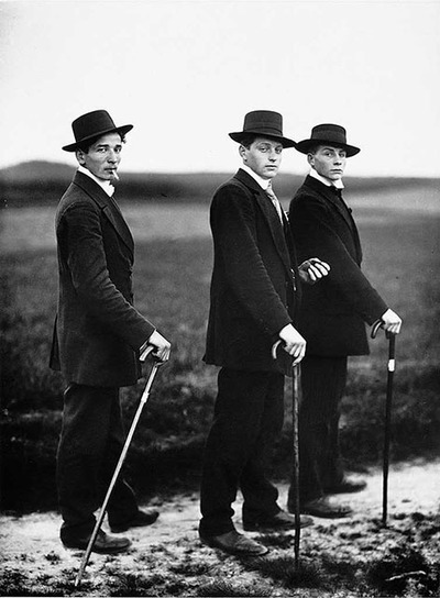 The Power of a Picture: A Look at 'Young Farmers' by August Sander | Ephemerafotographica | Scoop.it