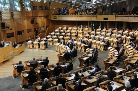 """Independent Scotland would """"need 70 more MSPs"""" 