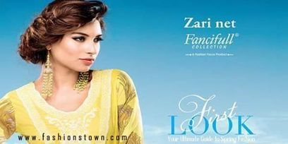 Five Star Spring/Summer Lawn Collection 2014 for Women | Fashions Town | Fashion Designer Dresses | Scoop.it