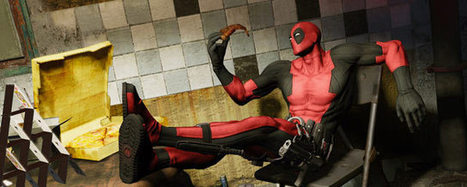 Deadpool : l'anti-héros trash de Marvel | Le monde fou de Deadpool | Scoop.it