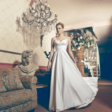 Glamorous Wedding Dresses For Your Wedding Day | blogging for success | Scoop.it