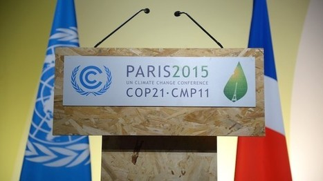 Paris climate pact set to take force with EU ratification | The EcoPlum Daily | Scoop.it