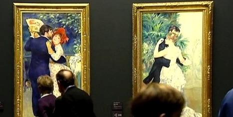 Monet, Renoir, Gauguin... les expositions françaises triomphent à l'étranger | Arts et FLE | Scoop.it