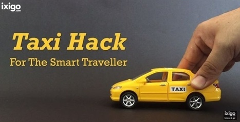 Ixigo Cabs app allows users to book taxi from major cab services | Mobile Apps | Scoop.it