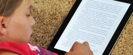 What Parents Need to Know about Reading on an iPad (or Nook or Kindle) « Imagination Soup | Fun Learning and Play Activities for Kids | Family Literacy | Scoop.it