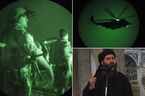 Elite military unit hunts for ISIS leader Abu Bakr al-Baghdadi | War Against Islam | Scoop.it