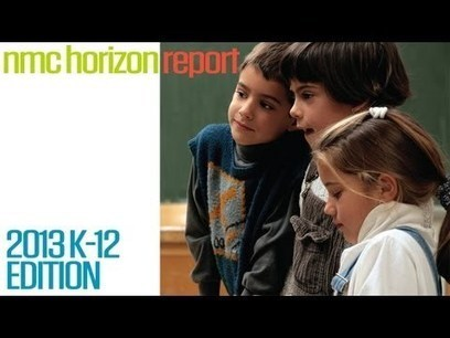 It's Here! The NMC Horizon Report > 2013 K-12 Edition | The New Media Consortium | Blended e-Learning | Scoop.it