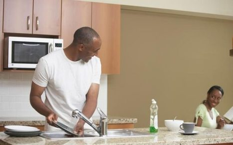 Black men are better than white guys at sharing household chores | ISER in the news | Scoop.it
