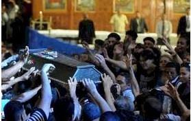 Egypte: violences après les funérailles de Coptes tués | Égypt-actus | Scoop.it