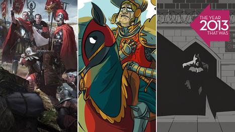 The Best Video Game Concept Art Of 2013* - Kotaku | Design | Scoop.it